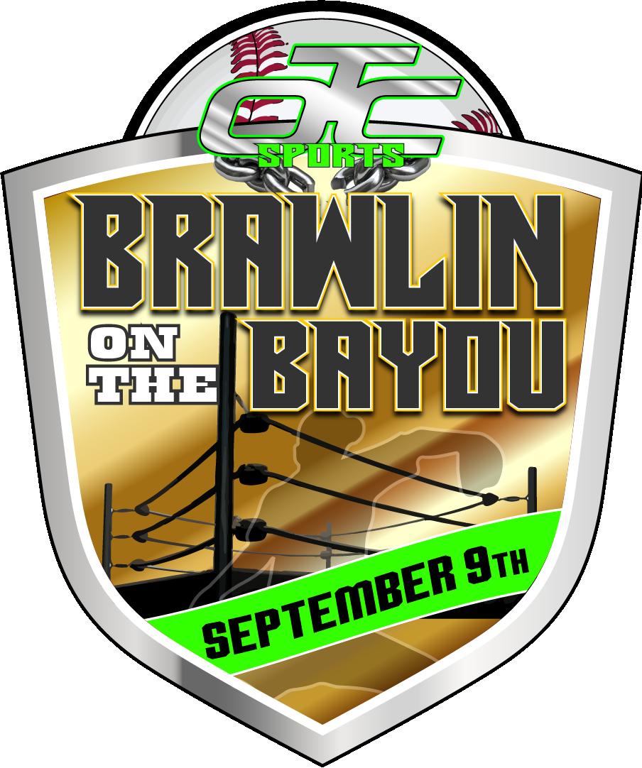 Brawlin On Da Bayou - Sunday Series! Logo