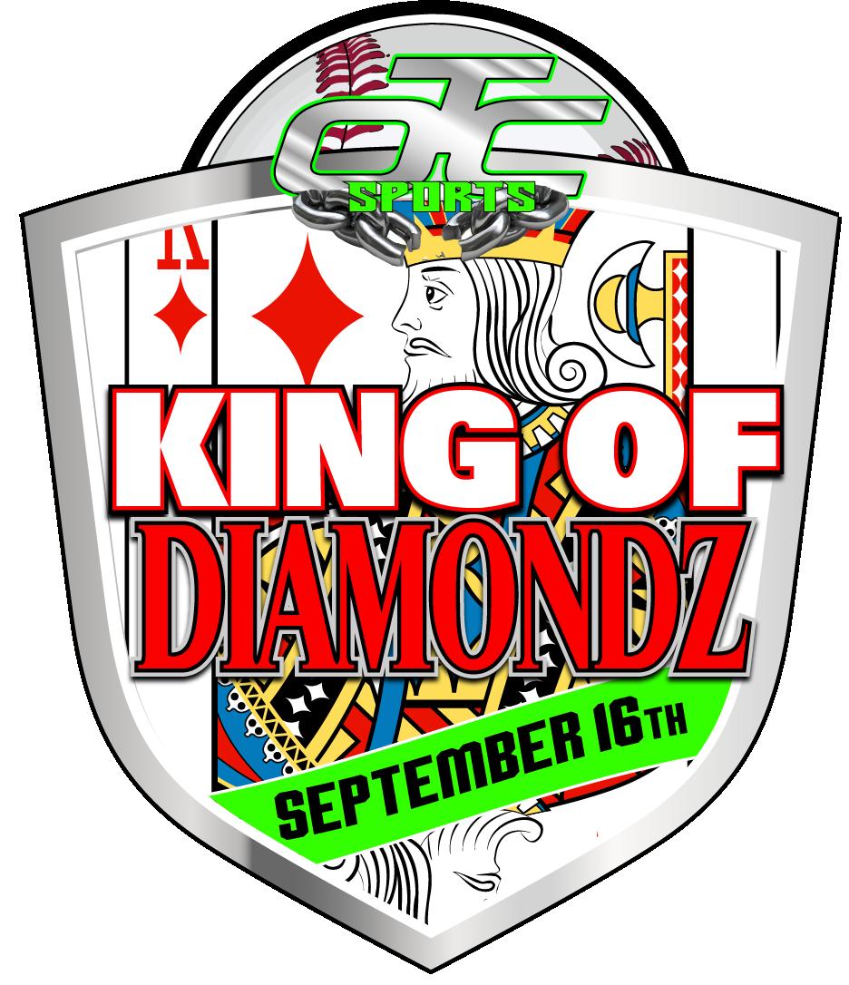 King Of Diamondz - Sunday Series! Logo