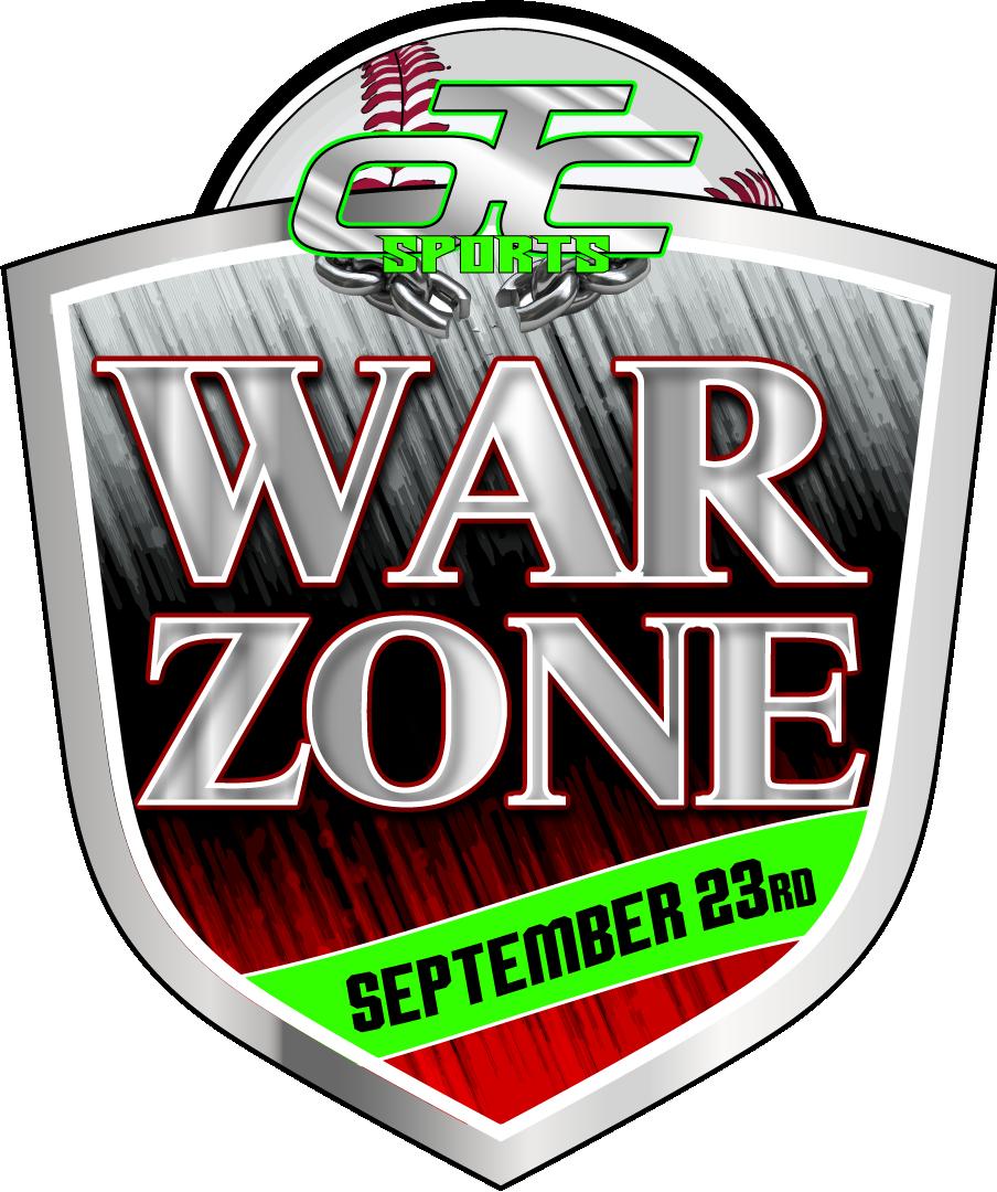 Da War Zone - Sunday Series Logo
