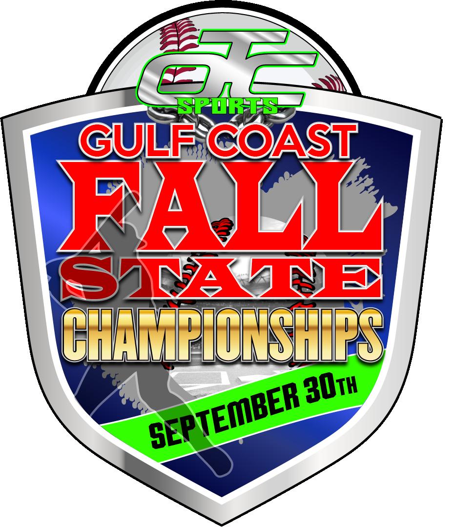 2018 Gulf Coast Fall State Logo