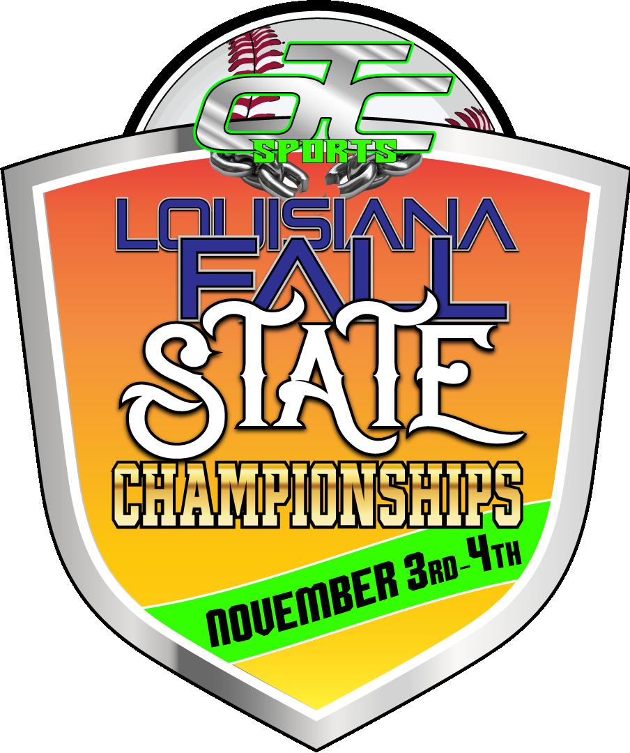 2018 LA Fall State Championships Logo