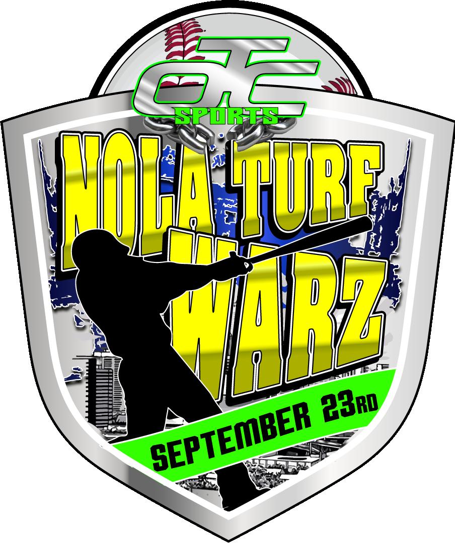 Nola Turf Warz I - Sunday Series Logo