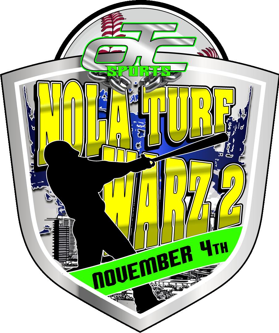 Nola Turf Warz II Logo