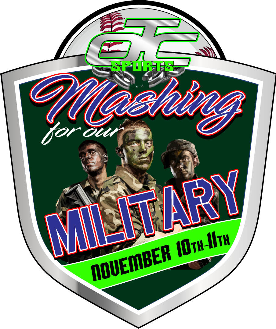 Mashing For Our Military In Gulfport Logo