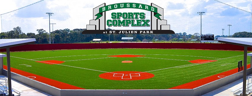 ALL INFIELDS & OUTFIELDS TURFED! NO RAIN OUTS!
